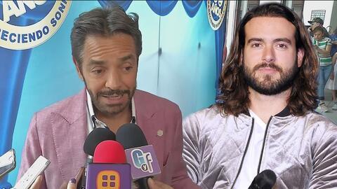 """""""¡Híjole!"""": Eugenio Derbez cataloga como trágico el momento por el que pasa Pablo Lyle"""
