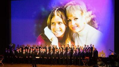Hollywood homenajea a las actrices Debbie Reynolds y Carrie Fisher, madre e hija fallecidas en diciembre