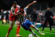 Hasta el minuto 86, Porto controlaba el partido con un marcador de 0-2 a favor, pero los jugadores del Sporting Braga no bajaron los brazos y con goles de Fransérgio (87') y Nicolás Gaitán (90+4'), Sporting Braga consigue un milagroso empate y dividen los puntos.