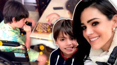 """""""Hasta hoy lo puedo platicar mucho más tranquila"""": Luz Elena González habló de cómo ha vivido la discapacidad de su hijo"""