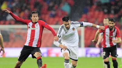 Ahtletic de Bilbao 1-0 Valencia: Leones viajan con ventaja mínima a Valencia
