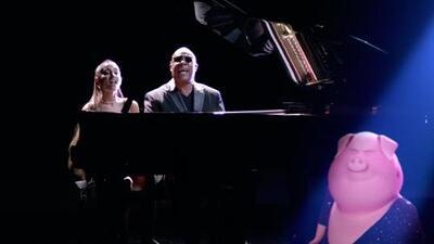 Ariana Grande Stars In Stevie Wonder's New Song - 'Faith'