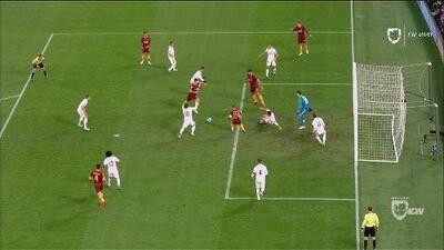¡La suerte está con el Real Madrid que no va perdiendo de milagro!