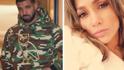 Jennifer López le rompió el corazón y a Drake le tomó un año superarlo (con una canción)