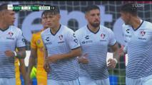 ¡Increíble final! Atlas rescata el empate de 2-2 ante Tigres con gol de Alejandro Gómez