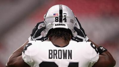 Antonio Brown puede jugar el domingo a pesar de acusación por violación