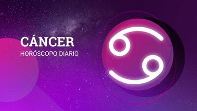 Niño Prodigio – Cáncer 3 de octubre 2019