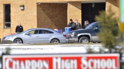 Muere tercer estudiante herido en tiroteo de escuela de Ohio