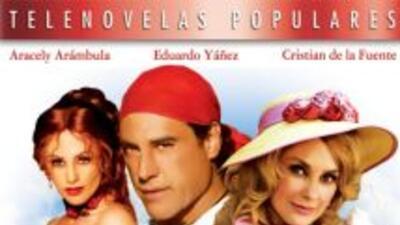 """Ahora en DVD la telenovela """"Corazón Salvaje"""""""