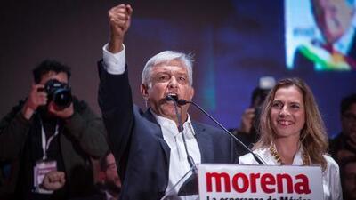 Luchar contra la corrupción, la violencia y la impunidad: las metas de AMLO tras ser elegido presidente de México