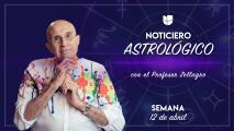Noticiero astrológico: semana del 12 al 18 de abril