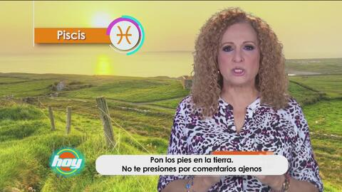 Mizada Piscis 09 de junio de 2016