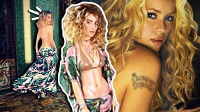 Las caderas de Shakira tienen nuevo rival: Belinda