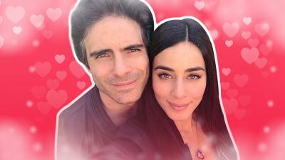 Esmeralda Pimentel y Osvaldo Benavides, un romance que traspasó la pantalla