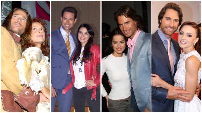 Sebastián Rulli estará entre dos amores en El Dragón: estas han sido las parejas del actor en televisión