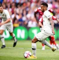 El PSG le da la voltereta al Guingamp de la mano de Neymar y Mbappé