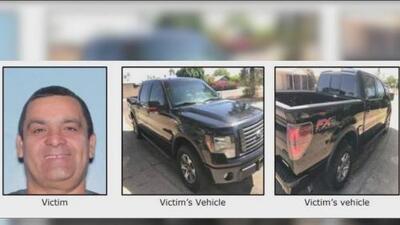 Policía de Phoenix investiga la misteriosa desaparición de un hombre hispano