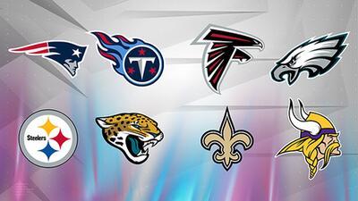 ¿Qué posibilidad tienen de llegar al Super Bowl los 8 equipos de los playoffs?
