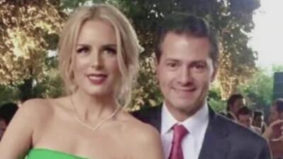 Tania Ruíz habla por primera vez de su relación amorosa con Enrique Peña Nieto