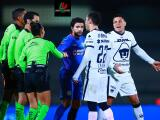 ¡Se encendieron! Polémica por el penalti en el Pumas vs. Cruz Azul
