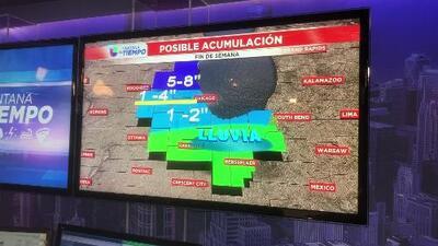 Alerta por condiciones invernales