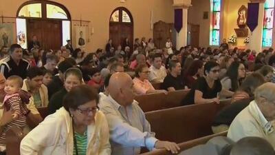Nicaragüenses residentes en el sur de Florida se unen oración por la paz de su país