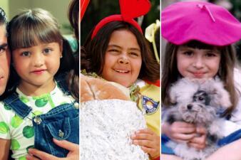 ¡Mira cómo cambiaron estas actrices infantiles!