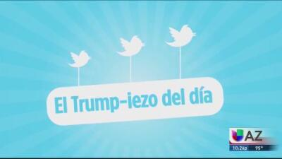 El Trump-iezo del día: la desafortunada decisión de Melania Trump