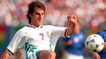 Los 10 mejores   Emil Kostadinov, el 'Niño Dorado' de Bulgaria que decepcionó en Tigres