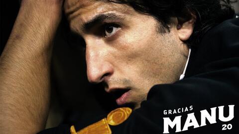 Con este emotivo video, los Spurs despidieron a Manu Ginobili