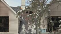 """""""Fue horrible, no se lo deseo a nadie"""": testigo de incendio que dejó a una mujer y cuatro niñas muertas en Des Plaines"""