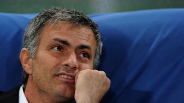Las acciones de la Roma se disparan tras el anuncio de Mourinho