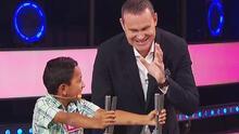 La decisión de un niño hizo llorar a Alan Tacher en 'Al final todo queda en familia'