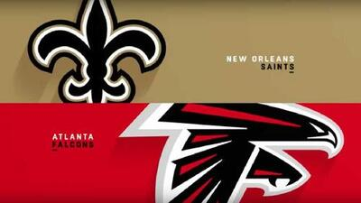Highlights: New Orleans Saints 43-37 Atlanta Falcons| Semana 3