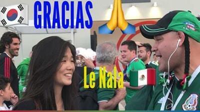 Desde Rusia, El Pelón cuenta cómo vivió el encuentro entre México y Suecia