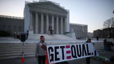 Corte Suprema examinará la discriminación a gays y personas transgénero en el trabajo