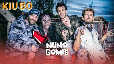 Rompiendo el video: Sebastián Yatra lloró al grabar 'Ya no tiene novio', Nuno Gomes nos dice por qué | Kiubo