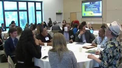 Se realiza en Los Ángeles una cumbre para prevenir la pobreza en la ciudad