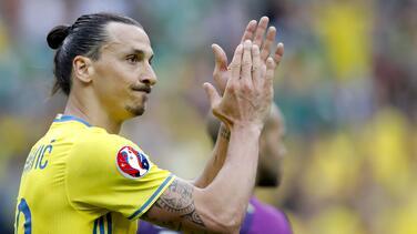 Seleccionador de Suecia contactaría a Ibrahimovic para que regrese