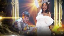 Natti Natasha anuncia su embarazo cantando con Prince Royce en Premio Lo Nuestro