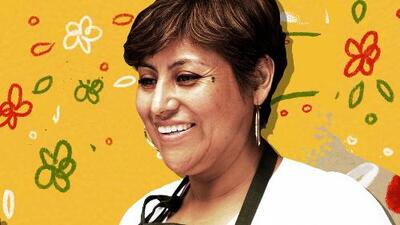 Cristina Martínez: for daring to talk about undocumented restaurant workers