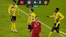 Bayern Múnich se recupera y luego aplasta al Borussia Dortmund