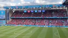 El mundo del deporte se vuelca alentando a Christian Eriksen