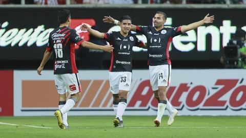 """El ánimo en Lobos por la victoria sobre Chivas: """"Hay que seguir sumando para entrar a la Liguilla"""""""