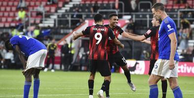 Leicester cae y deja en manos del United el cuarto boleto a Champions