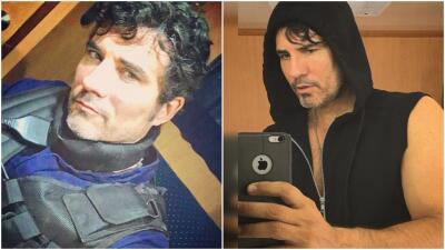 Diego Olivera es el sexy policía que te conquistará en 'Mujeres de negro'