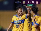 Tigres derrota a Toluca pero les perdona una goleada de escándalo en la Liga MX Femenil