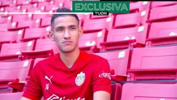 """Uriel Antuna no duda de Chivas: """"Vamos a ser campeones"""""""
