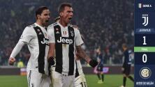 El Inter perdonó y la Juventus se alejó por once puntos del segundo puesto