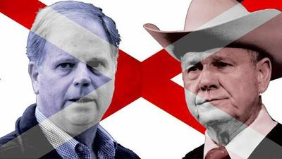Alabama votes in key U.S. Senate election, tinged by sex and racism